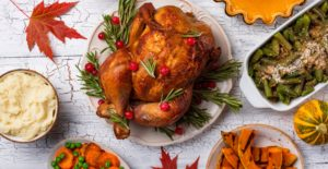 Thanksgiving To Go at Meritage @ Five Town Grocery